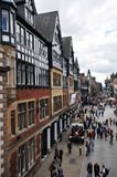 United Kingdom - Chester Stock Image