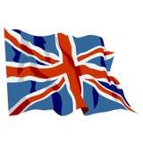 United Kingdom Flag. Illustration of United Kingdom flag Royalty Free Stock Images