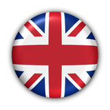 United Kingdom Flag stock illustration