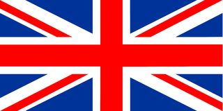 United Kingdom Flag Stock Image