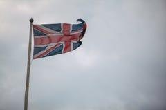 United Kingdom flag Royalty Free Stock Image