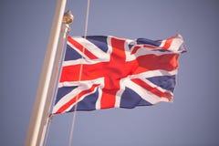 United Kingdom flag Royalty Free Stock Images
