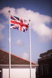 United Kingdom flag Royalty Free Stock Photography