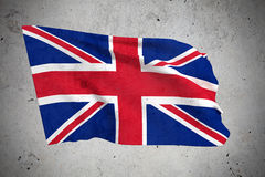 United kingdom flag Stock Photography