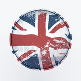 United kingdom flag. Stock Photos