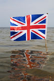 United Kingdom flag. Stock Images