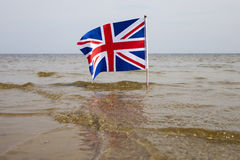 United Kingdom flag. Royalty Free Stock Image