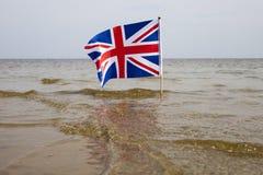United Kingdom flag. Royalty Free Stock Image