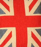 United Kingdom flagga Royaltyfria Foton