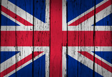 United Kingdom Grunge Background Stock Images