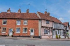 United Kingdom - Lavenham Stock Images