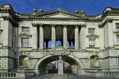 United Kingdom-London. Great Britain, London, Somerset House Stock Photo