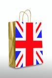 United Kingdom påse Arkivbilder
