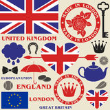 United Kingdom Royalty Free Stock Photography
