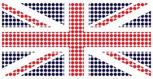 United Kingdom sjunker Arkivbild