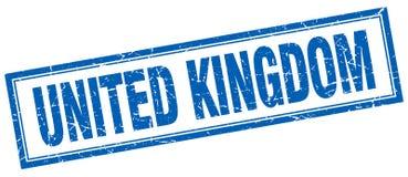 United Kingdom stamp. United Kingdom square grunge stamp. United Kingdom sign. United Kingdom vector illustration