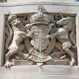 United Kingdom symbol Royalty Free Stock Image