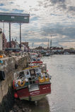 United Kingdom - Wells Next The Sea Royalty Free Stock Photos
