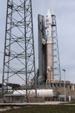 United Launch Alliance Atlas V Rocket Stock Image