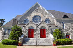 United Methodist Church, Potsdam, New York Royalty Free Stock Images