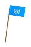 united narodów bandery Obraz Royalty Free