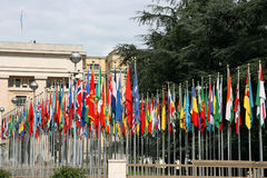 United Nations Royalty Free Stock Photo
