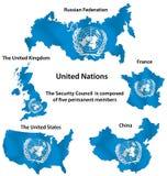 United Nations stock illustrationer