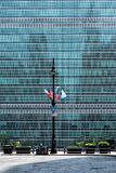United nations building in new york Stock Image