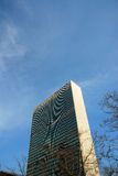 United Nations Building, NYC Royalty Free Stock Photo