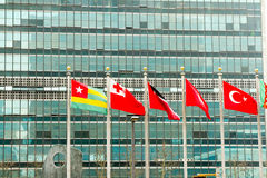 United Nations building Stock Photography