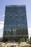 The United Nations Building Royalty Free Stock Photo