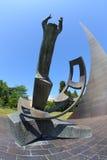 United Nations Geneva. Soviet Union Memorial at United Nations Geneva Royalty Free Stock Images