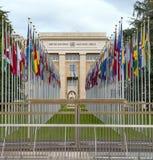 United Nations Geneva. The United Nations Office at Geneva & x28;Switzerland& x29 Royalty Free Stock Photography