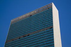 United Nations Headquarter Royalty Free Stock Images