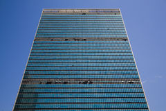 United Nations Headquarter. New York City, USA Royalty Free Stock Image