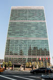 United Nations Headquarter in New York City Stock Images