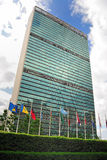 United Nations Headquarters Stock Photos