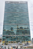 United Nations headquarters in New York Stock Photography