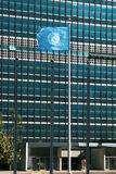 United Nations NYC HQ Royalty Free Stock Image
