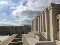 United Nations Office at Geneva Royalty Free Stock Photo