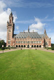 United Nations Peace Palace Royalty Free Stock Photo