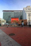 United Nations Plaza,San Francisco Stock Photos