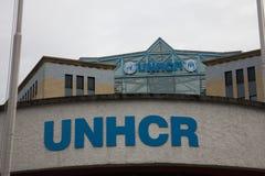 United Nations UNHCR Geneva Stock Images