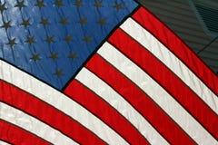 united państwa bandery Zdjęcia Royalty Free