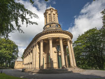 United reform churcg saltaire Royalty Free Stock Images
