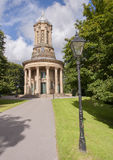 United reform churcg saltaire Stock Photography