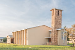 United Reformed Church in Nieuwoudtville Stock Photography