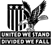United We Stand 2 Stock Photo