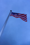 United state of America Flag Royalty Free Stock Photo