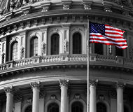 United State Capitol Building Royalty Free Stock Photography